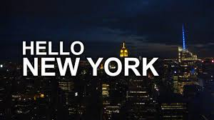 Image result for hello new york