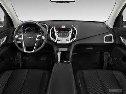 2012 GMC Terrain Dashboard  US News Best Cars  U0026 World Report