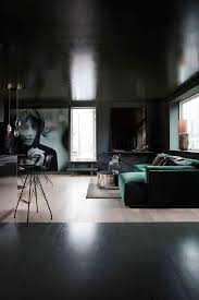 penthouse furniture. If You Like Your Colour More Dark And Brooding Less Cacophonous Then This Danish Penthouse Apartment Might Just Be The Place For You. Furniture
