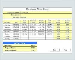 Semi Monthly Payroll Calendar Template Salary Excel Sheet Xls ...