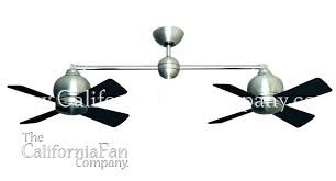 home and furniture unique metal blade ceiling fan in industrial inch three with ball twin harbor