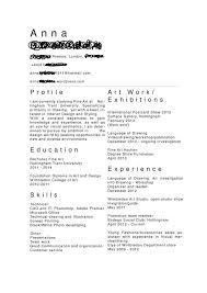 Infographic Resume Template Fresh 50 Elegant Performing Arts Resume ...