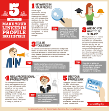ways to make your linkedin profile irresistible job search 5 ways to make your linkedin profile irresistible