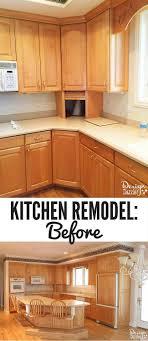 Design My Dream Kitchen Kitchen Remodel Before
