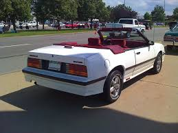 1987 Chevrolet Cavalier Z24 Convertible | Spotted this at th… | Flickr