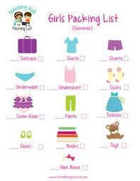 Packing List For Summer Vacation 175 Best Packing Lists Images In 2019 Family Trips Family