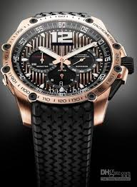 lt five 54 gt men top brand new golf watches gold case rubber <five 54>men top brand new golf watches gold case rubber band luxury automatic