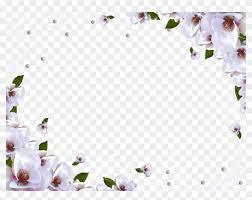 Flower Wall Paper Border Green Flower Rings Wallpaper Border Free Wallpaper White Flower
