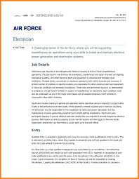 Electrician Resume Samples Journeyman Industrial Examples Sevte