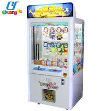 Key Master Vending Machine Game Interesting China Arcade Game Machine Coin Operated Amusement Vending Machine