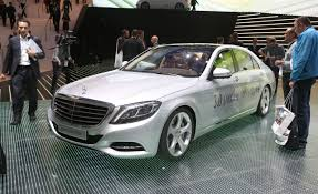 2015 Mercedes-Benz S500 Plug-In Hybrid Photos and Info | News ...