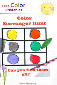 Kids crafts, free worksheets, kids activities, coloring pages, printable mazes and much more at allkidsnetwork.com. 25 Preschool Color Activities Printables Learning Colors Printables Natural Beach Living