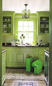 Pink And Green Home Decor 17 Best Ideas About Green Kitchen Cabinets On Pinterest Green In