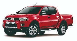 Mitsubishi Truck Wins U.K. Award - PickupTrucks.com News