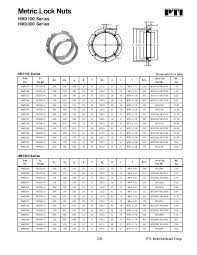 Metric Screw Size Chart Pdf Lock Nut Dimensions Metric Yazootv Co