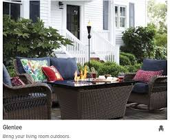 Patio Patio Furniture At Lowes