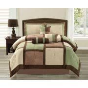 california king bed set. Luxurious California King Size 7-Piece Comforter Set Bentley Micro Suede Soft Bed In A