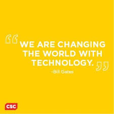 TechQuotes MerlinDigital BillGates Tech Quotes Pinterest Classy Quotes On Technology