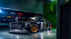 ford mustang rtr 1965 hoonicorn 845 hp gymkhana seven front ken awesome of ken block car hd wallpaper