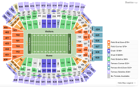 Colts Seating Chart Lucas Oil Stadium Seating Chart Section Row And Seat