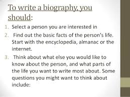 introduction to biography essay how to write the first paragraph of a biography the pen and the