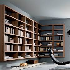 wall mounted bookcase crossing