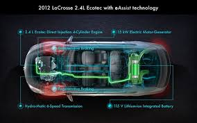 2012 buick lacrosse reviews and rating motor trend 2012 buick lacrosse eassist