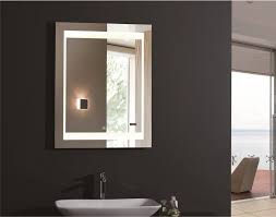 Bathroom Shaving Mirror Bathroom Mirror With Led Lights Mirror