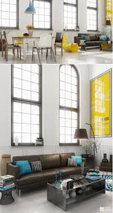Yellow Room Interior Inspiration: 55+ Rooms For Your Viewing Pleasure