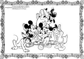 28 Collection Of Mickey Mouse Clubhouse Coloring Pages Pdf High