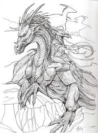 Dragon Coloring Books For Adults Evil Fairy Coloring Pages For
