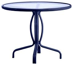 36 round dining table round bistro dining table glass top no umbrella 36 round glass dining