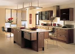 cream and brown kitchen designs. gallery of beautiful kitchen design ideas with brown wooden cabinetry minimalist dining table picture cream tile floor and designs g