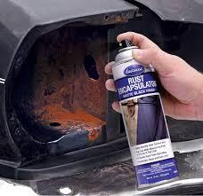 eastwood rust encapsulator paint over rust black rust encapsulator aerosol