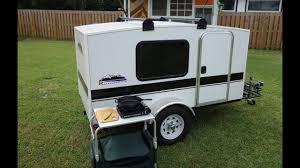 handy dandy micro camper kitchen