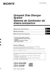 sony cdx 555xrf manuals Sony Cdx Gt550ui Wiring Diagram Sony Cdx Gt550ui Wiring Diagram #52 sony cdx gt550ui wiring diagram
