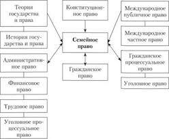 Понятие Семейное Право Как Отрасль Права Портал правовой информации Семейное право отрасль какого права
