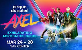 Cirque Du Soleil Axel Sap Center