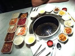Grill time korean bbq