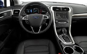 2013 Ford Fusion First Test - Motor Trend