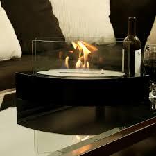sunnydaze indoor or outdoor barco ventless tabletop ethanol fireplace options