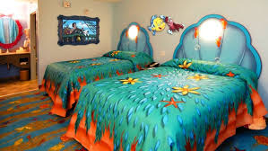 ... Art Of Animation Little Mermaid Standard Rooms Offer 277 Square Feet Of  Living Space With A ...