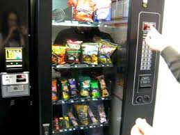 How To Glitch A Vending Machine