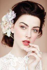 romantic bridal makeup ideas rosy bridal makeup