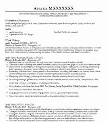 Audit Manager Resume Samples Audit Assistant Resume Sample Accountant Resumes Livecareer