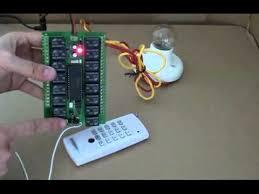 15ch dc12v rf wireless remote control switch operation 15ch dc12v rf wireless remote control switch operation