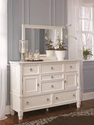 Amazon.com: Cottage Style White Prentice Bedroom Dresser: Kitchen ...