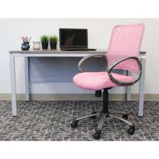 pink office desk. Pink Mesh Back Task Chair (Vibrant) Office Desk C