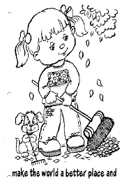 Small Picture Girl Scout Law Coloring Pages 22627 Bestofcoloringcom