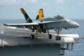 Report: <b>F/A-18 fighter</b> jets collided near Navy <b>aircraft carrier</b> - The ...